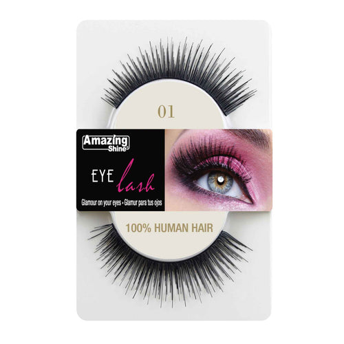 Amazing Shine False Eyelash Collection