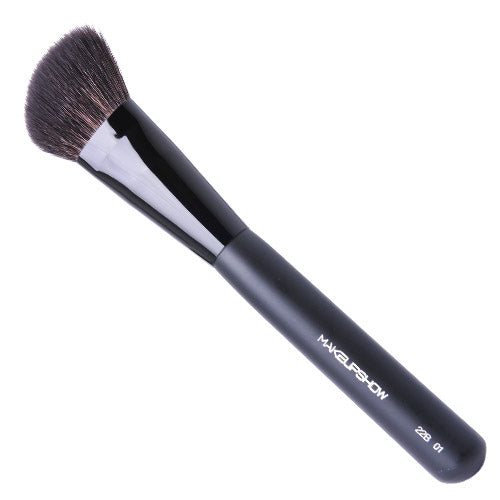 MAKEUP SHOW - Blush Angled Brush  [22B01]