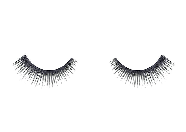 False Eyelashes #01 (1 pair)