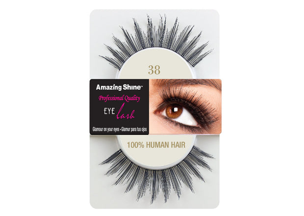 False Eyelashes #38 (1 pair)