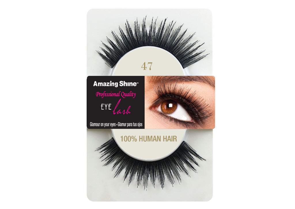 Amazing Shine eyelashes #47 (1 pair)