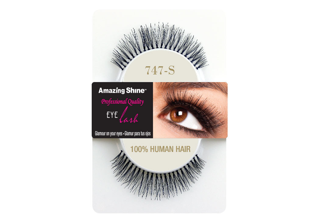 Amazing Shine eyelashes #747S (1 pair)
