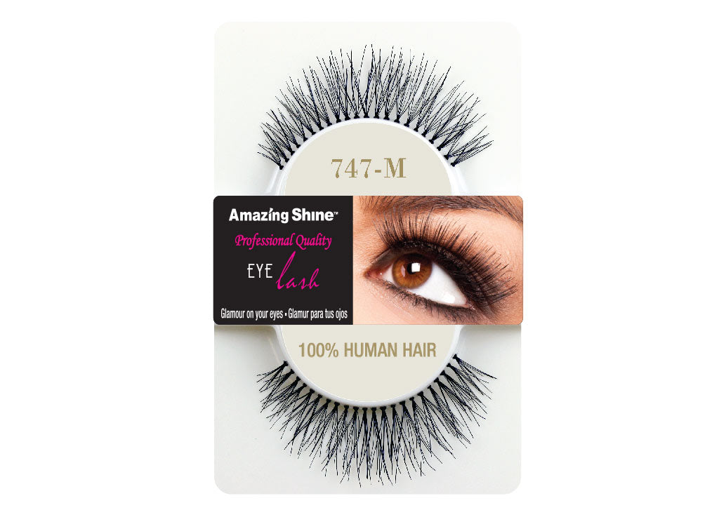 Amazing Shine eyelashes #747M (1 pair)