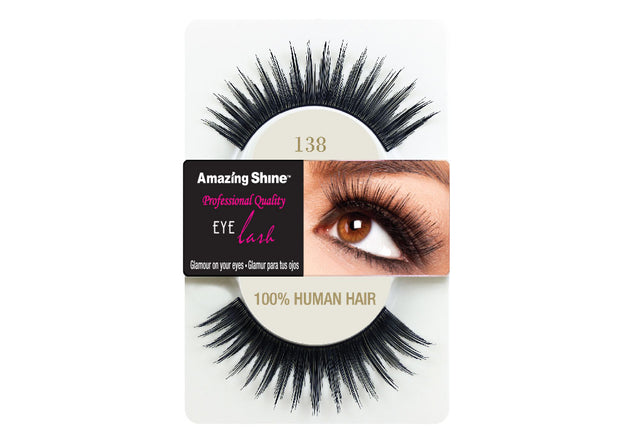 False Eyelashes #138 (1 pair)