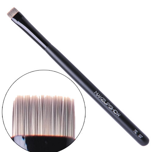 MAKEUP SHOW - Eyeliner  Flat Brush  [7E07]