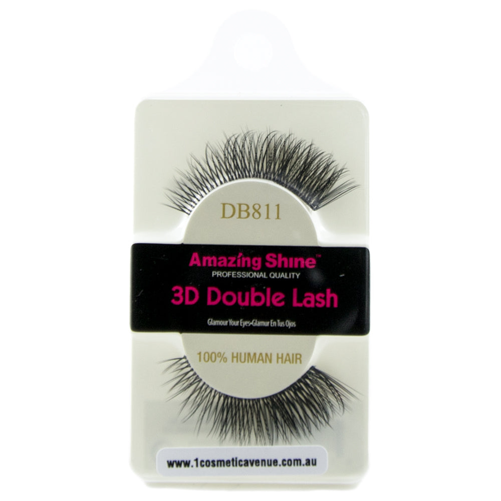 Amazing Shine 3D Double Lash #DB811 (1 pair)