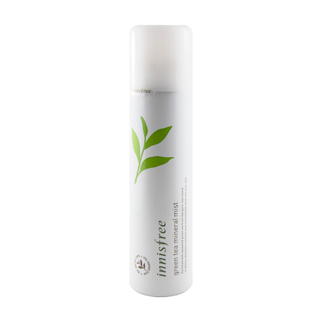 INNISFREE - Green Tea Mineral Mist  (150ml)
