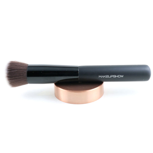 MAKEUP SHOW - Flat Foundation Brush [F80]