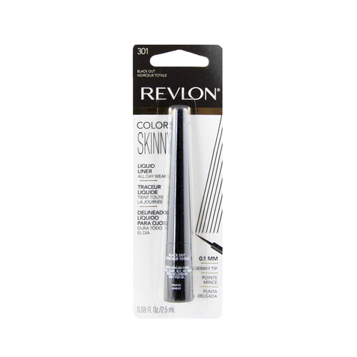 REVLON Colorstay Skinny Liquid Liner #301 - black out