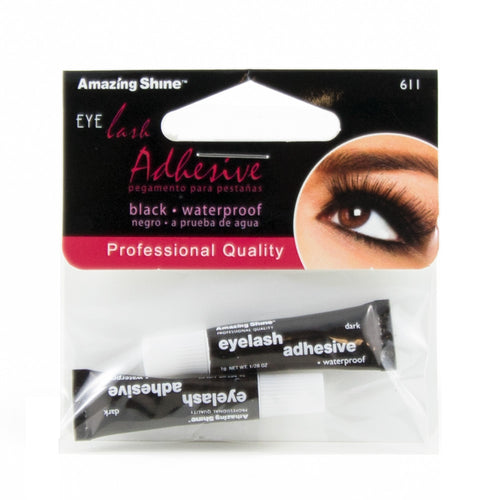 Amazing Shine eyelash glue 2 x 1g (black) #607