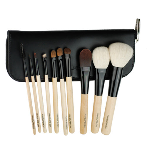 MAKEUP SHOW -  Brush Set - 10pc  [TSB10]