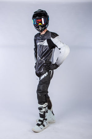 So what do you think of this angle?  Yeah you like my MVD Racewear Excelerator Supermoto suit.