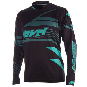 MVD Racewear Sharp Jersey Black/Green