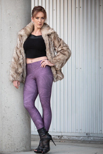 Meadowlark Leggings. Devi Pride Photography.