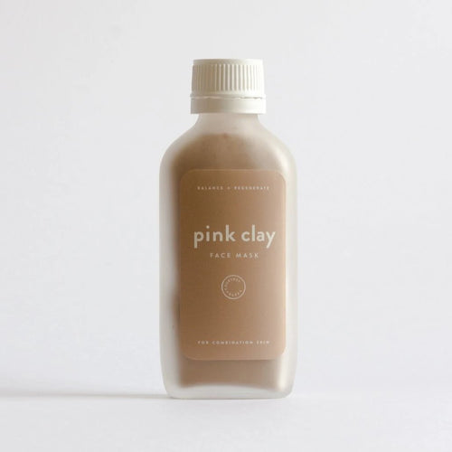 Courtney + Babes - Pink Clay 100g