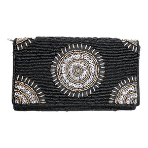 Gracie Beaded Purse