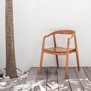 Kayu - Teak Chair (NEW)
