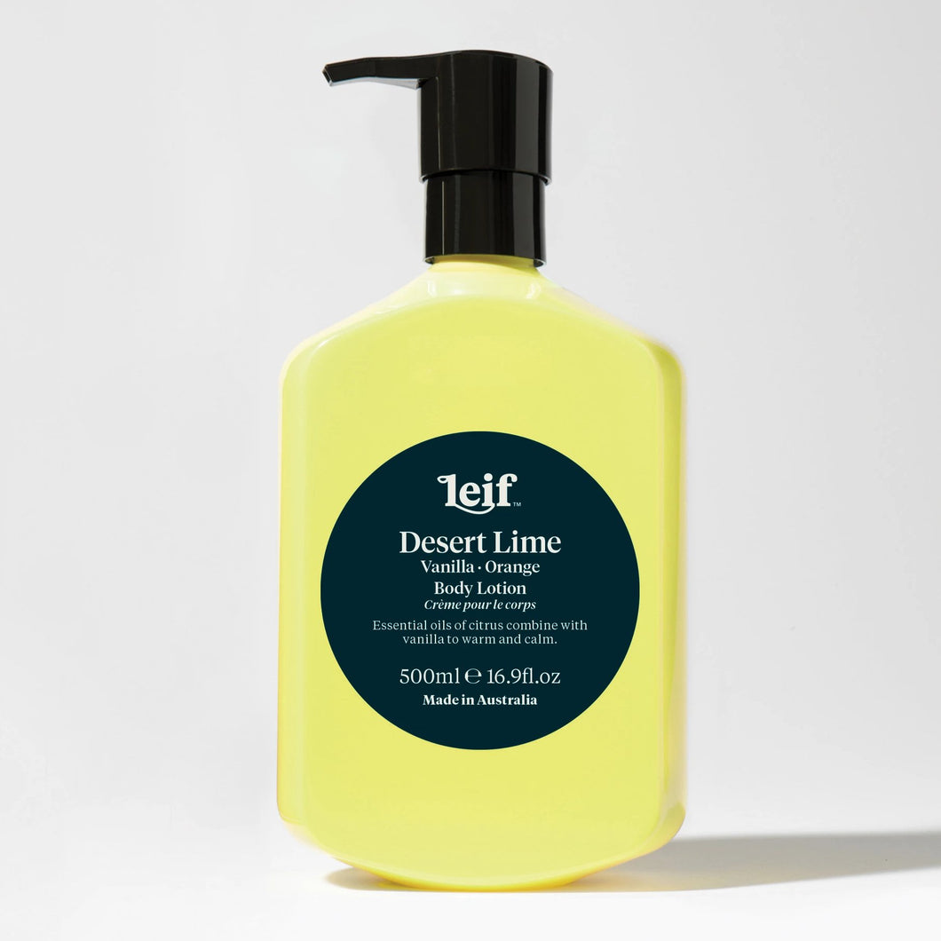 Leif - Desert Lime Body Lotion