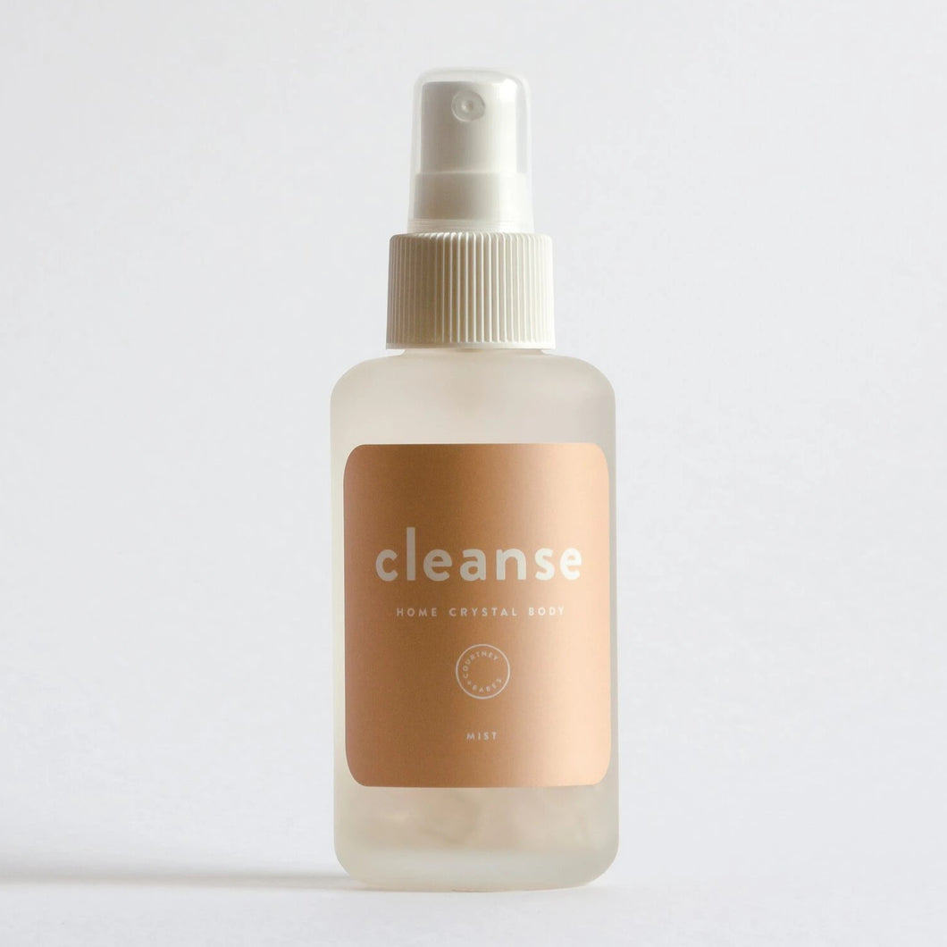 Courtney + Babes - Cleanse 100ml