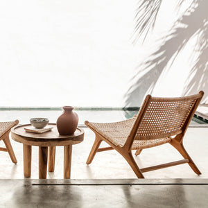Bayu - Rattan Lounger (NEW)
