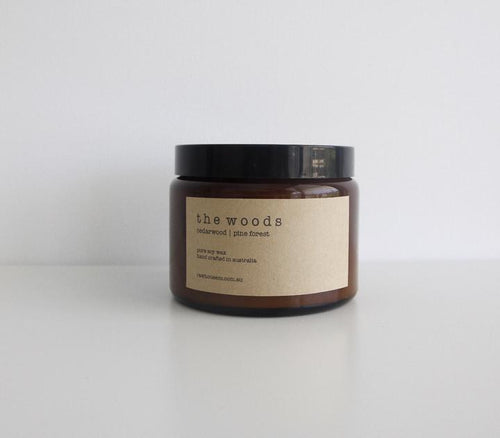 Raw House Co. Candle