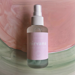 Courtney + Babes - Nirvana Mist