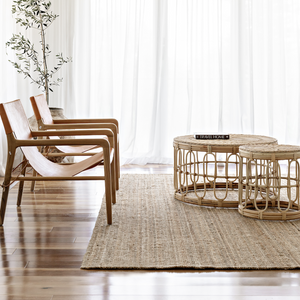 Drifter - Rattan Coffee Table