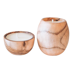 Lilin - Teak Candle