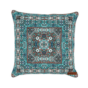 Turquoise Cushion Cover