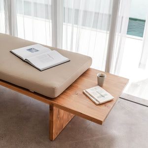 Umalas - Timber Day Bed (NEW)