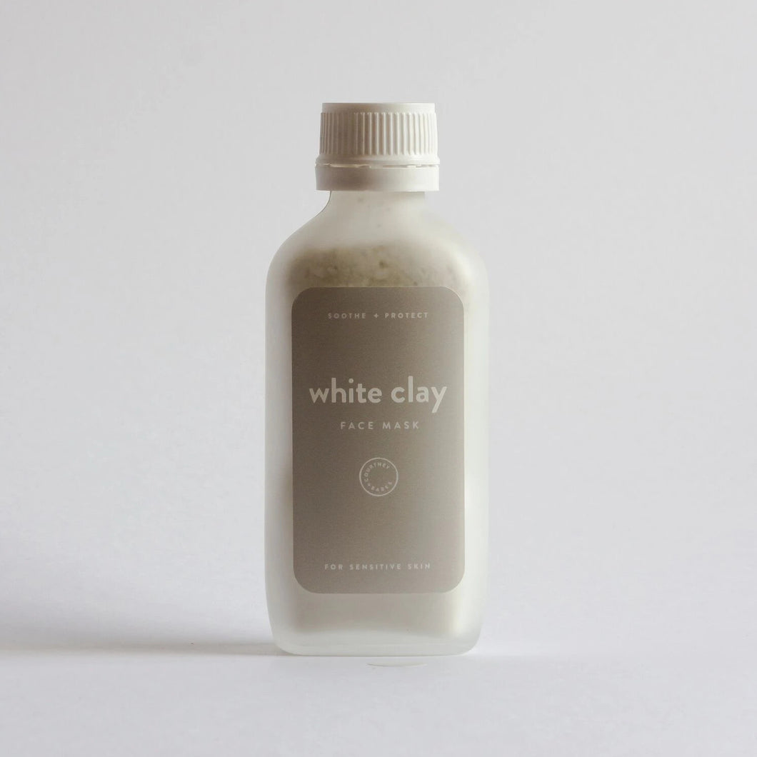 Courtney + Babes - White Clay 100g