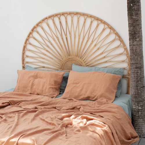 Bunga - Rattan Bed Head (NEW)