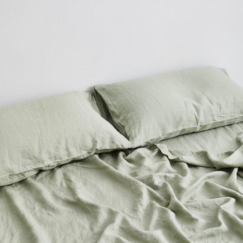 Bed Threads - Flax Linen Flat Sheet