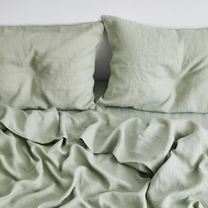 Bed Threads - Linen Standard Pillow Case (Set of 2)