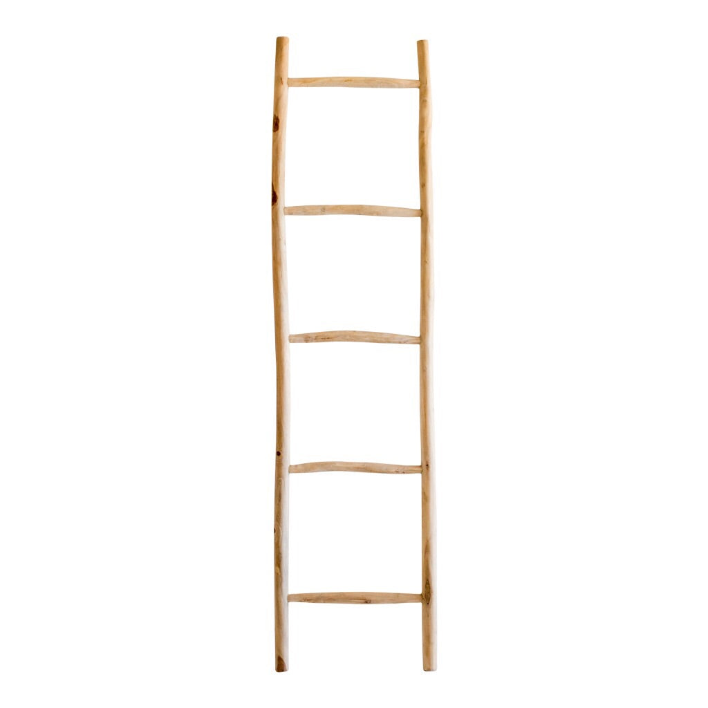 Gitgit - Teak Ladder