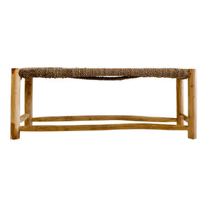 Woven Bench Seat