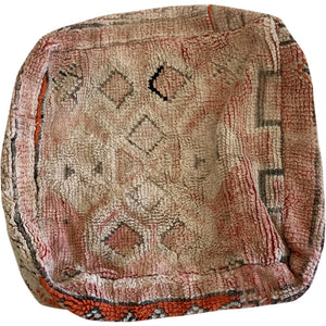 Vintage Moroccan Floor Cushion 1