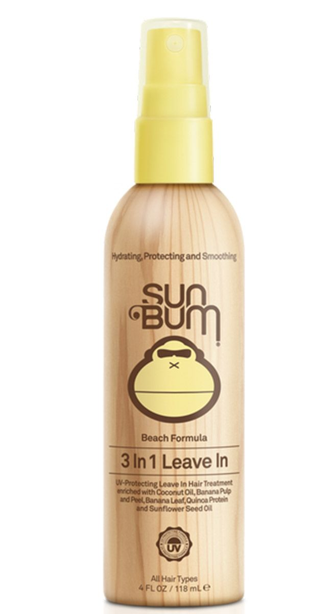 Sun Bum 3 In 1 Leave In Beach Formula