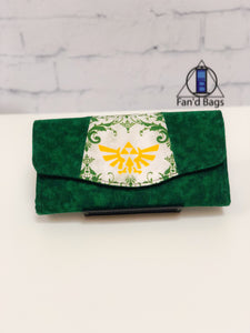 Zelda Clutch Wallet