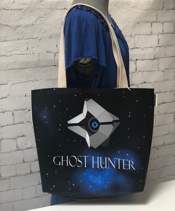 Ghost Hunter Destiny Tote Bag