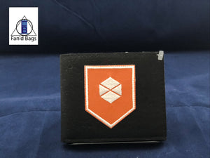 Titan of Destiny Cork Bi-Fold Wallet