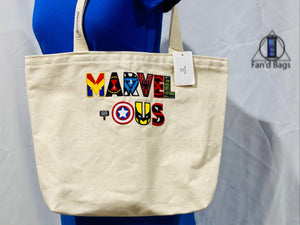 Marvel-ous Tote Bag