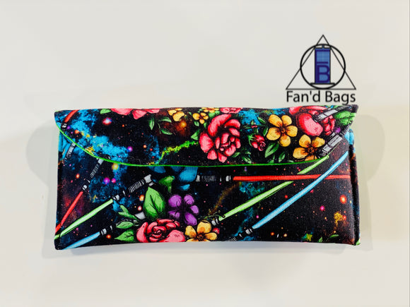 Light Sabers Eyeglass Case