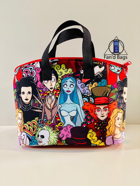 Tim Burton Lunch Box