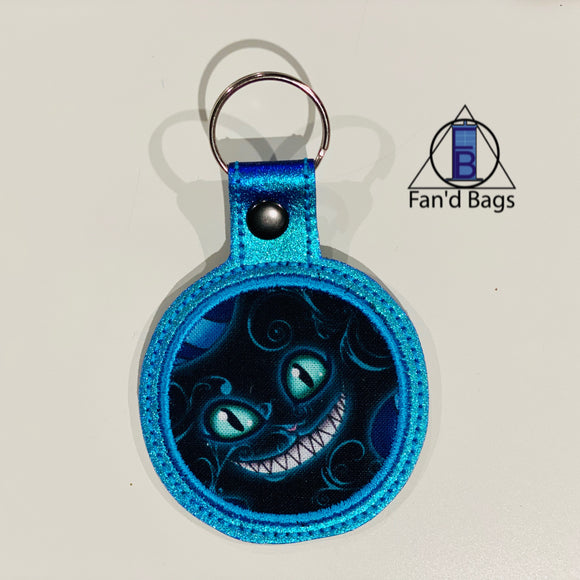 Cheshire Cat Key Chain
