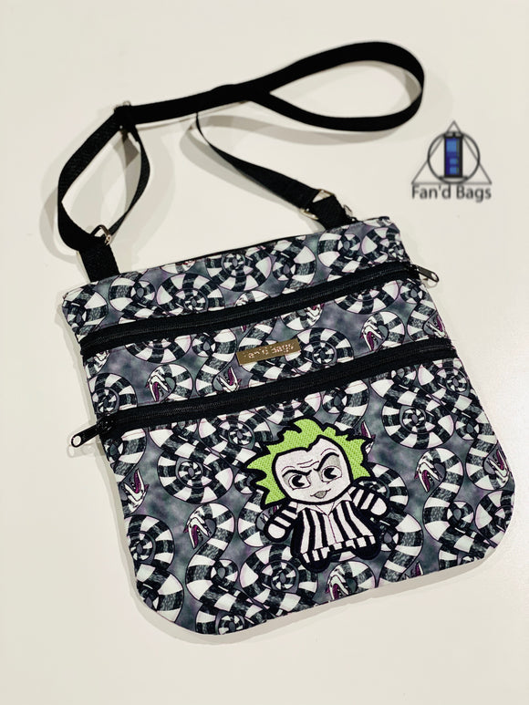 BeetleJuice Crossbody bag