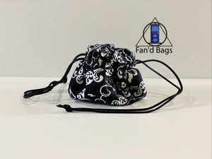 Harry Potter Damask Dice Bag
