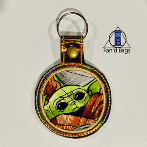 BY Key Chain