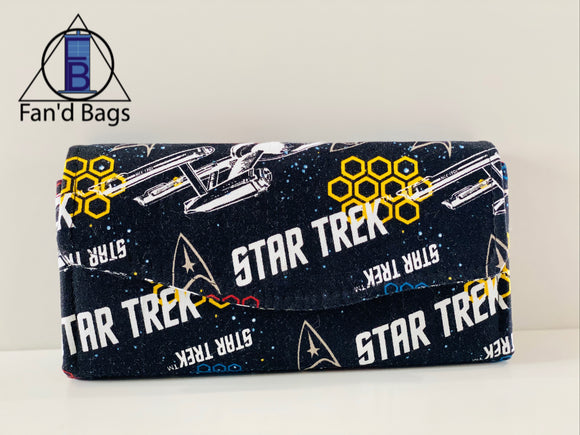 Star Trek Clutch Wallet