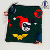 Super Heroine Coin Purse